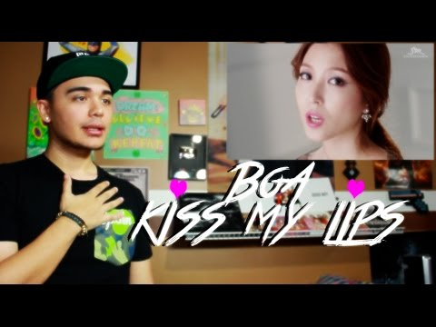 BoA - Kiss My Lips MV Reaction [GET THAT ISH BoA!]