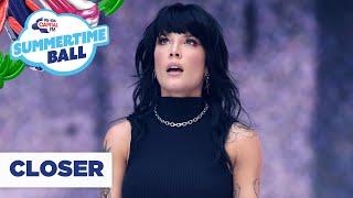 Halsey – 'Closer'   Live at Capital's Summertime Ball 2019