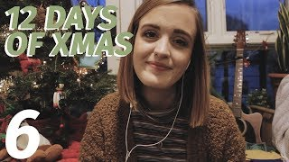 12 DAYS OF XMAS COVERS | day 6: christmas lullaby