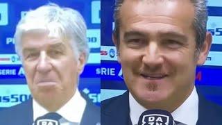 GASPERINI ROSICA E FARRIS RISPONDE!🔥 Atalanta-Lazio 1-3 intervista post partita