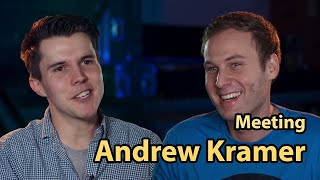 How to Succeed in the VFX industry with Andrew Kramer