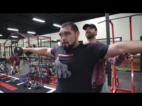 EP. 2 GET SHREDDED | CHEST AND SHOULDERS