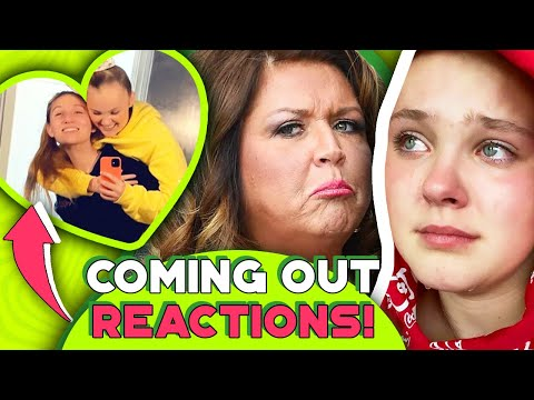 Celebs React To Jojo Siwa Coming Out To Her Fans | The Catcher