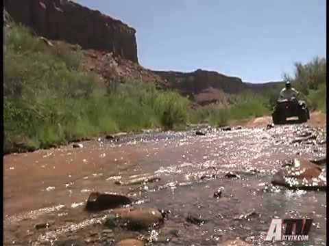 ATV Television Adventure - Moab Utah Trails Overview p 2