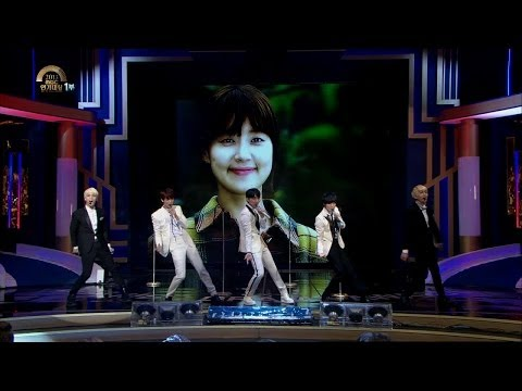【TVPP】SHINee - Dream Girl, 샤이니 - 드림걸 @ 2013 MBC Drama Awards