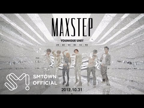 YOUNIQUE UNIT 'MAXSTEP' MV Teaser