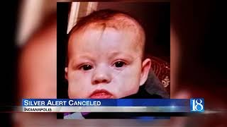 FBI joins investigation into missing Indianapolis baby, Silver Alert cancelled