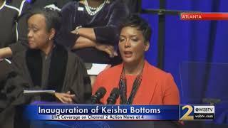 Keisha Lance Bottoms Inauguration Speech (Full)