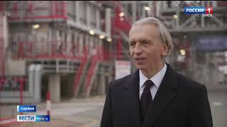 На НПЗ «Газпром нефти» в сербском Панчево запустили новый комплекс «Глубокая переработка»