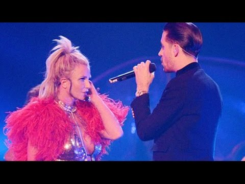 Britney Spears, G-Eazy - Make Me.../ Me, Myself & I (Live From Las Vegas)
