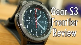 Samsung Gear S3 Frontier Review: The smartwatch final frontier! | Pocketnow