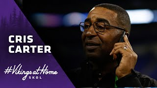Cris Carter: Minnesota Vikings Must Add A Wide Receiver With High-End Speed Via The Draft