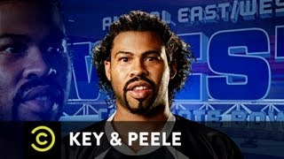 Key  Peele EastWest College Bowl