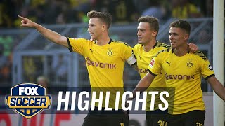 Borussia Dortmund vs. Bayer Leverkusen | 2019 Bundesliga Highlights