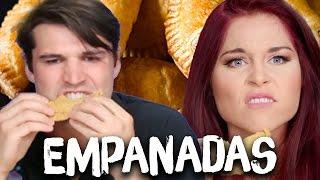 7 Mystery Empanadas?! (Cheat Day)