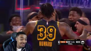 FlightReacts Nuggets vs Lakers - Full WCF Game 2 Highlights | September 20, 2020 NBA Playoffs!