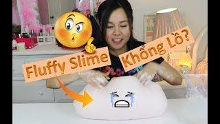 ATITS- Bỏ Nhiều Kem Cạo Râu Vào SLime - Fluffy Slime Khổng Lồ - Chơi Cực Đã 😁