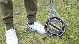 Do not throw away old bearing make useful tool