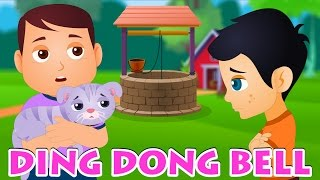Ding Dong Bell | Nursery Rhymes Playlist for Children | FlickBox Kids Songs