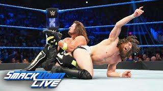 AJ Styles & Mustafa Ali vs.