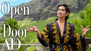 Inside Bretman Rock's Colorful Hawaiian Villa   Open Door   Architectural Digest