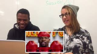 All of Terry crews Old Spice Commercials | Reaction