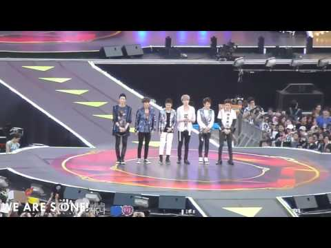 [Fancam] 130316 EXO-K - MAMA + Talk + Angel + HISTORY at 2013 KMW IN BKK