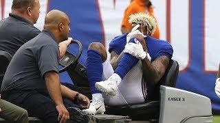 NFL Season Ending Injuries