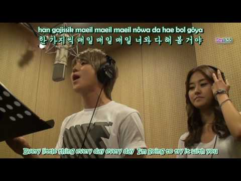 [HD/MV] YoSeob & GaYoon - If u want a Lover [Engsub+Romani]