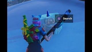 Fortnite - Search Chilly Gnomes - Season 7 Week 6 Challenge