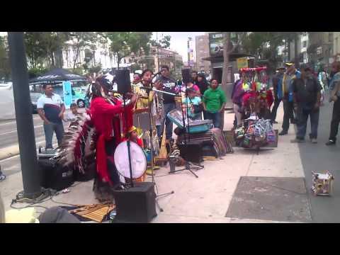 grupo de musica indio americano