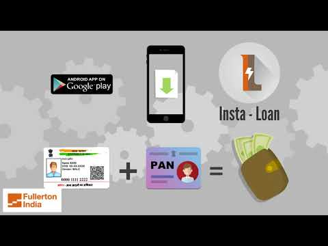Fullerton India InstaLoan App for Instant Personal Loan