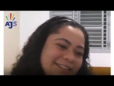 Kassiely Júnia Sousa Moreira - Aspirante FMA - Casa de Formação Contagem - BH-MG