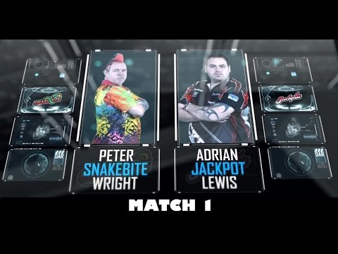 Peter Wright vs Adrian Lewis