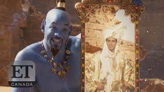 Reaction To 'Aladdin' Trailer