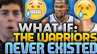 WHAT IF THE GOLDEN STATE WARRIORS DIDN'T EXIST? NBA 2K16 MY LEAGUE