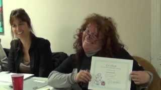 Certification en toilettage comportemental TCAP 2014