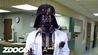 Doc Vader on Losing Your Temper in the ER | DocVader.com