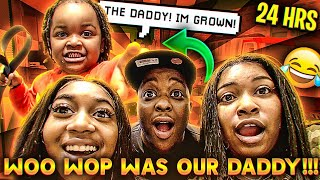 Woo Wop Was Our Daddy For 24 Hours !!