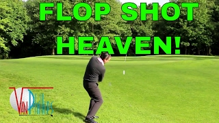 GOLF LESSON  -   HOW TO HIT A LOB/FLOP SHOT