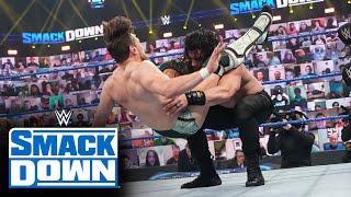 Daniel Bryan vs. Roman Reigns: Universal Title Match: SmackDown, April 30, 2021