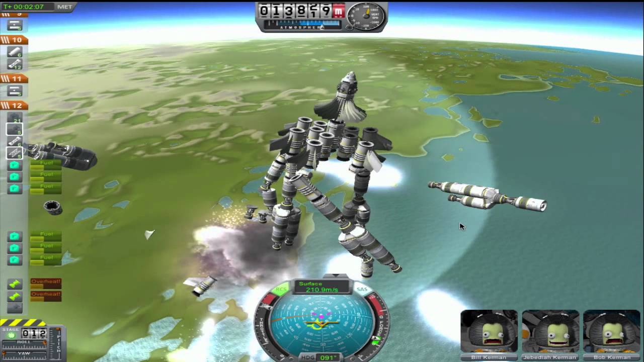 Kerbal Space Program Explosion - Pics about space