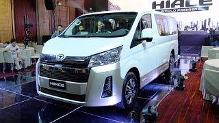 تويوتا هايس 2020 ميكروباص 2020 Toyota Hiace     -