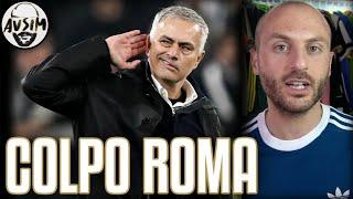 Mourinho alla Roma figuraccia dei giornali ||| Speciale Avsim