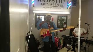Marcus Miller Custom bass/ Johnny lee Long
