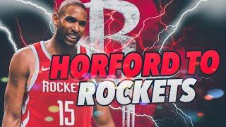 Getting CP3 & Harden a Ring! Al Horford Houston Rockets Rebuild! NBA 2K19