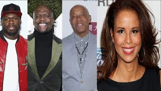 Russell Simmons gets hit with new Abu$e Claims after him and 50cent Clown Terry Crews