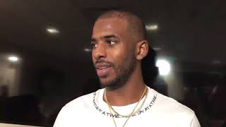 Thunder: Chris Paul reviews Thunder's one-point loss to Kings