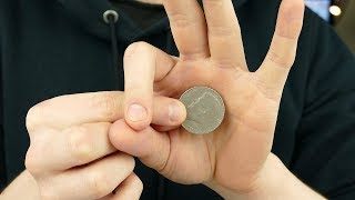 Visual COIN TRICK - TUTORIAL  | TheRussianGenius