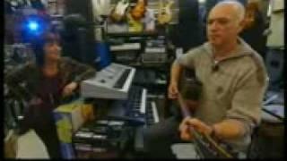 SWR Fernsehen im Musikladen Bendorf zu Gast